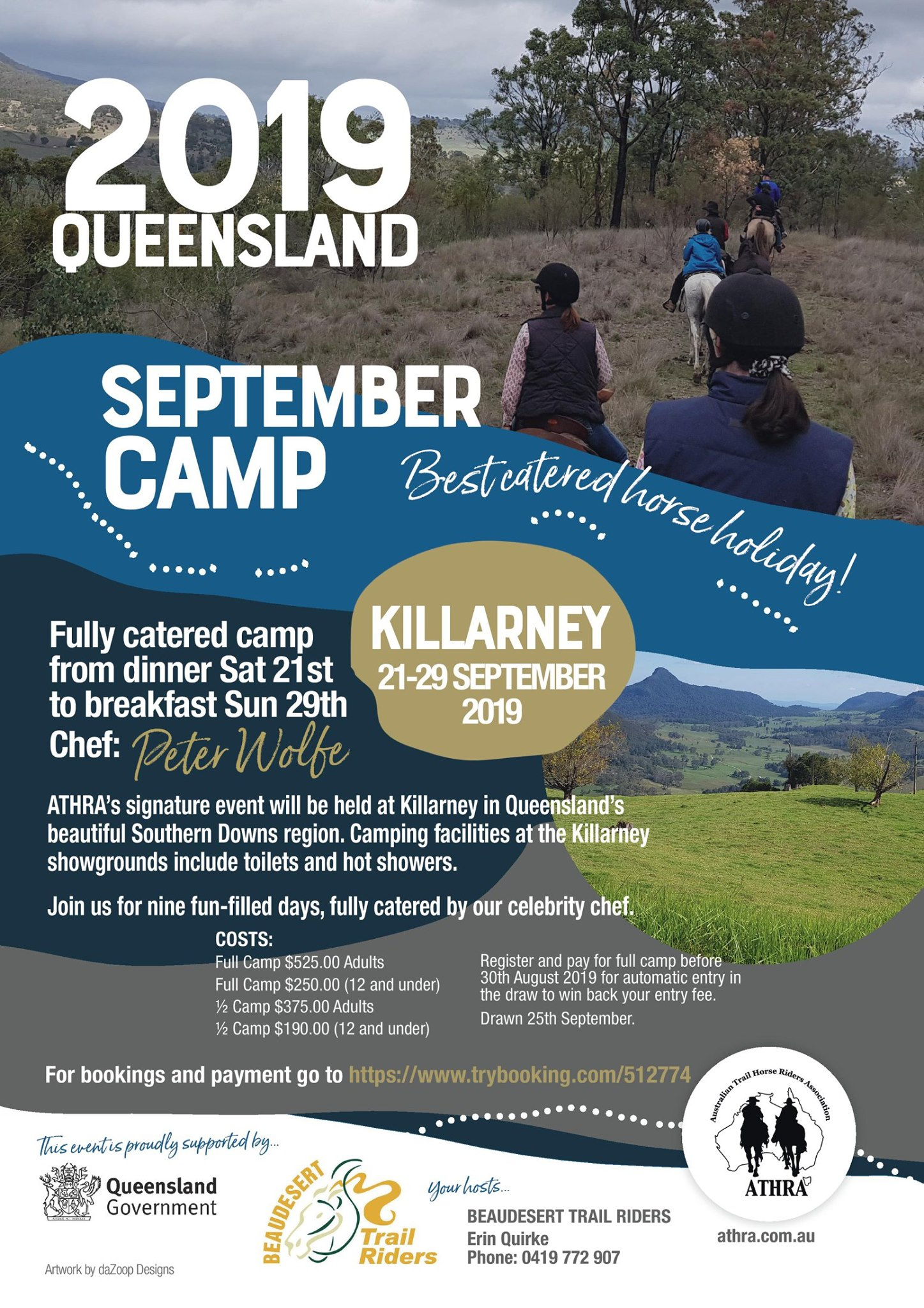 QLD Sep Camp 2019