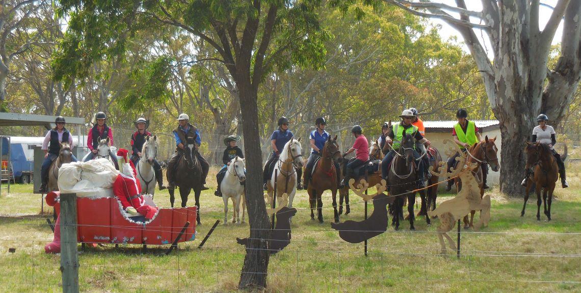 Limestone Coast Saddles & Sulkies Trail Riding & Driving Club Inc