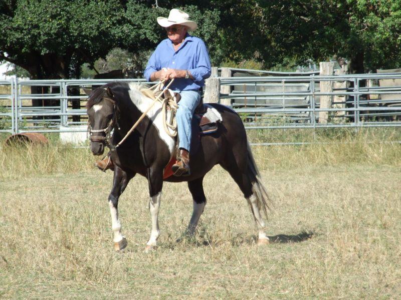 allen on previous ride