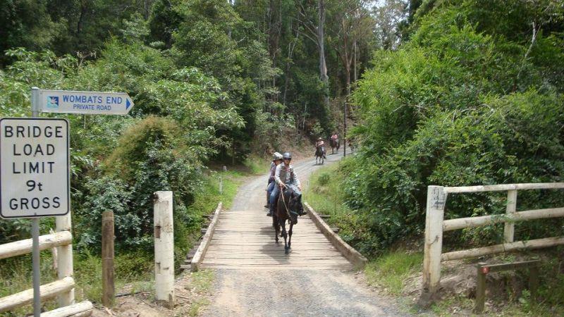 Xmas Ride Hidden Valley 2010