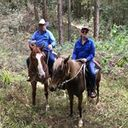 Guest riders at Cooroy