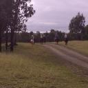 Riding out at Hanrahan\'s Crossing