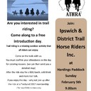 Ipswich Come Try day 5 Feb 2017