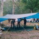 mt stirling camp set up 99.