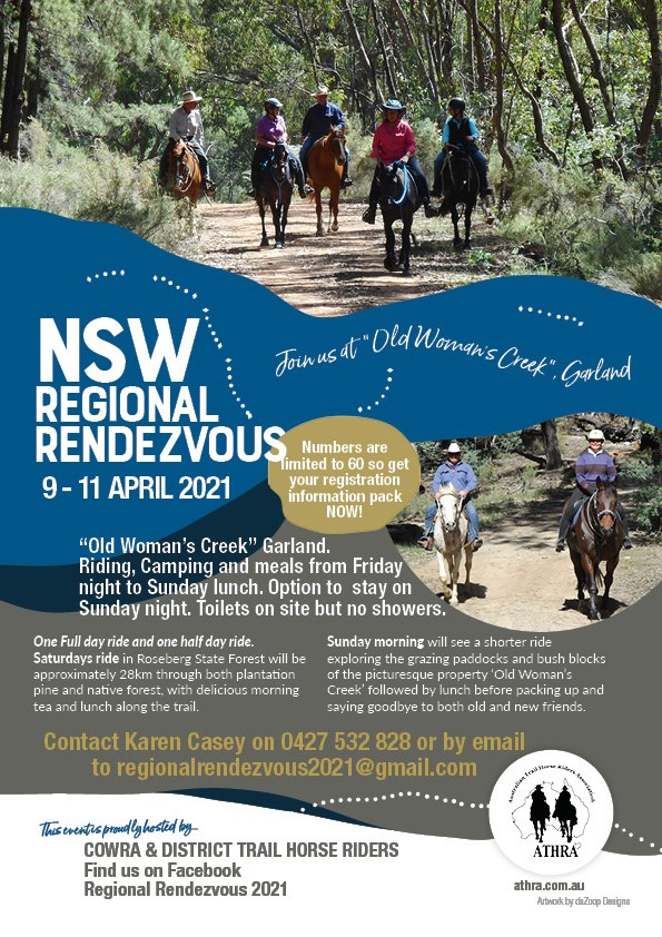 nsw regional ride apr2021